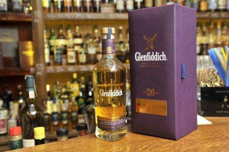 Prawdziwa szkocka whisky single malt