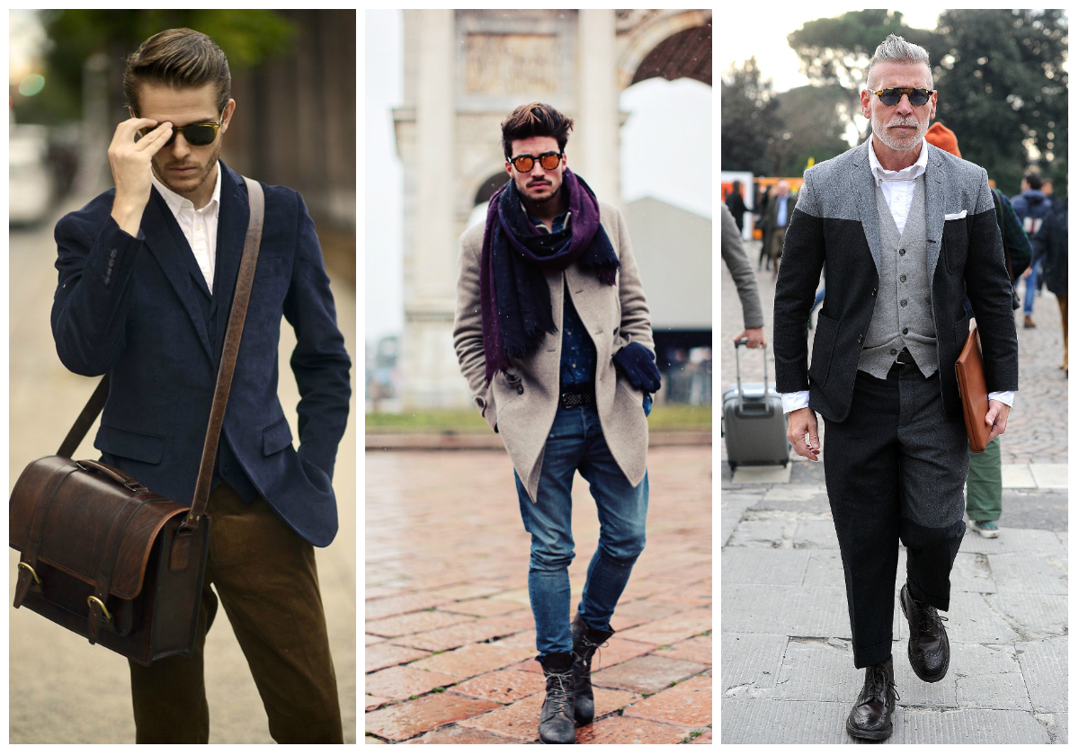 icons of man style