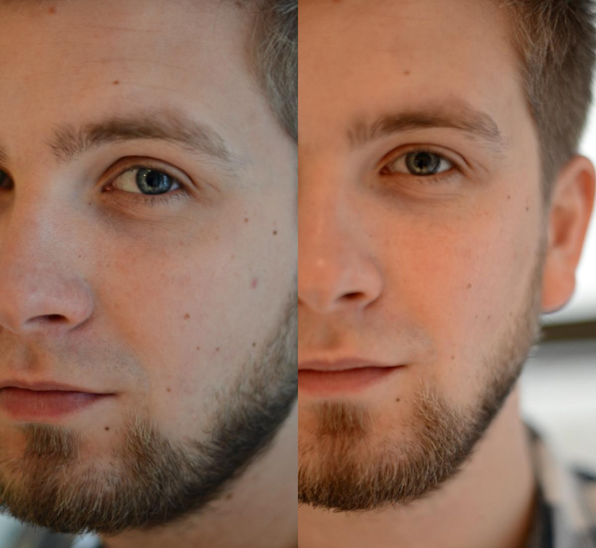 silk peel przed i po efekty