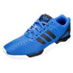 adidas zx flux niebieskie