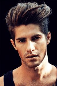 Męskie Fryzury Włosy średnie Moda Męska I Lifestyle