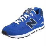new balance 574 niebieskie