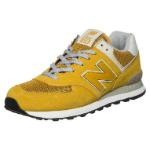 new balance 574 żółte