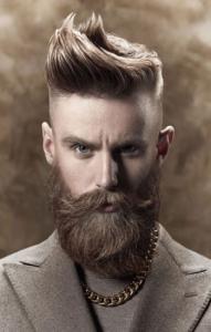 męska fryzura inspiracje