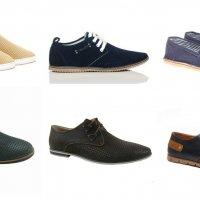 męskie buty na wiosnę