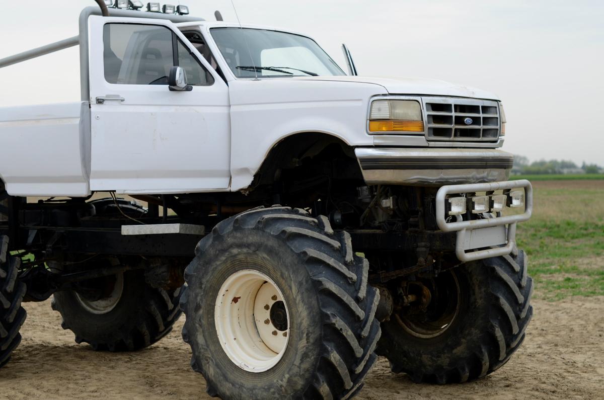 monster truck polska