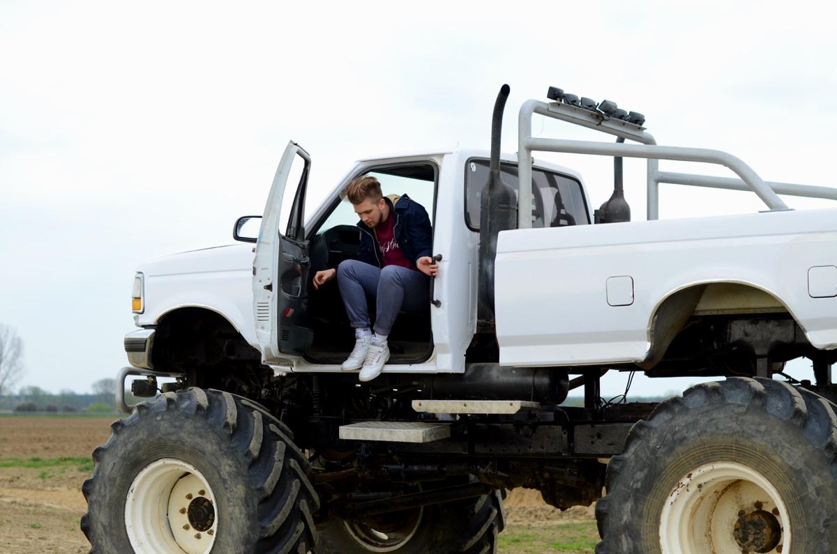 podlinski monster truck