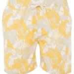 żółte szorty męskie