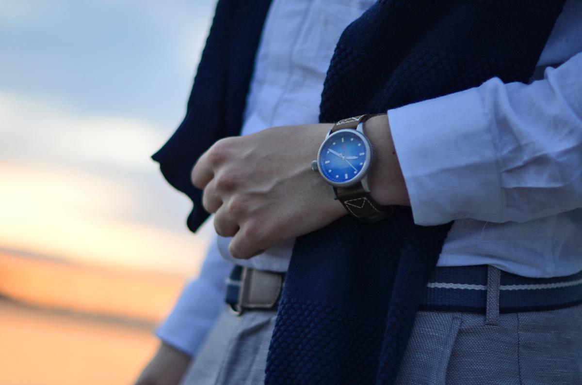 polski zegarek kolekcjonerski gerlach