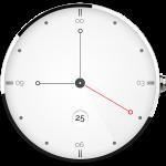tarcza zegarka - budowa zegarka narecznego