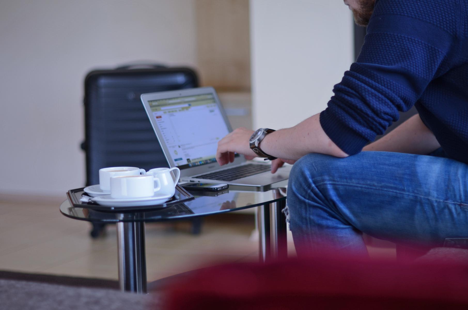 jak pracuje bloger