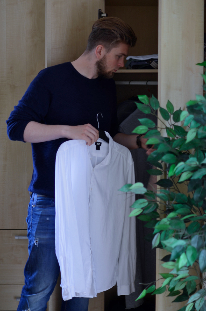 meska garderoba
