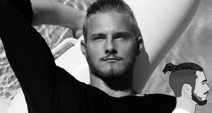 Top Knot – Fryzura samuraja, wikinga – Bjorn Lothbrok haircut