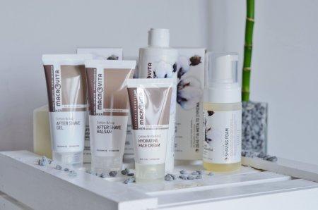 Męskie kosmetyki – test produktów Macrovita
