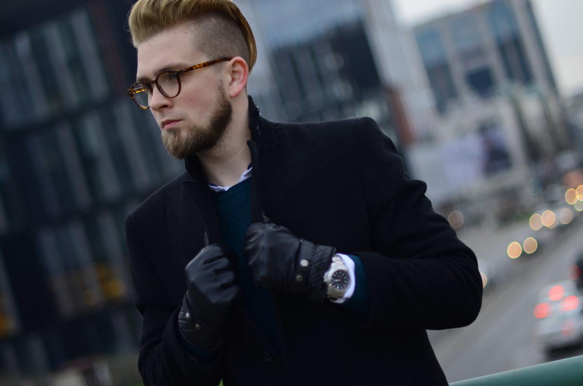 moda meska elegancka victorinox