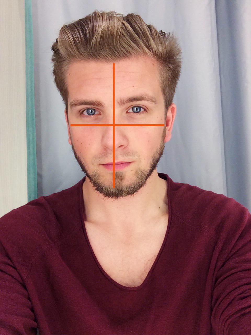 jak sprawdzic kształt twarzy