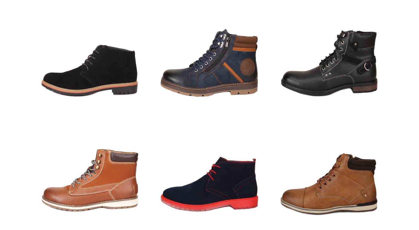 4317d0c4e9eb8 Przegląd jesiennych / zimowych butów | Moda męska i lifestyle