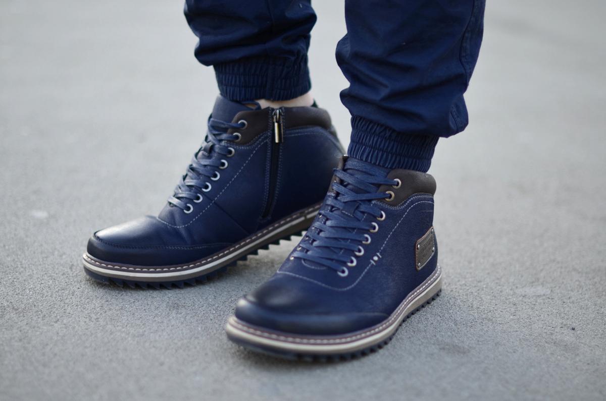 kari buty meskie na zime