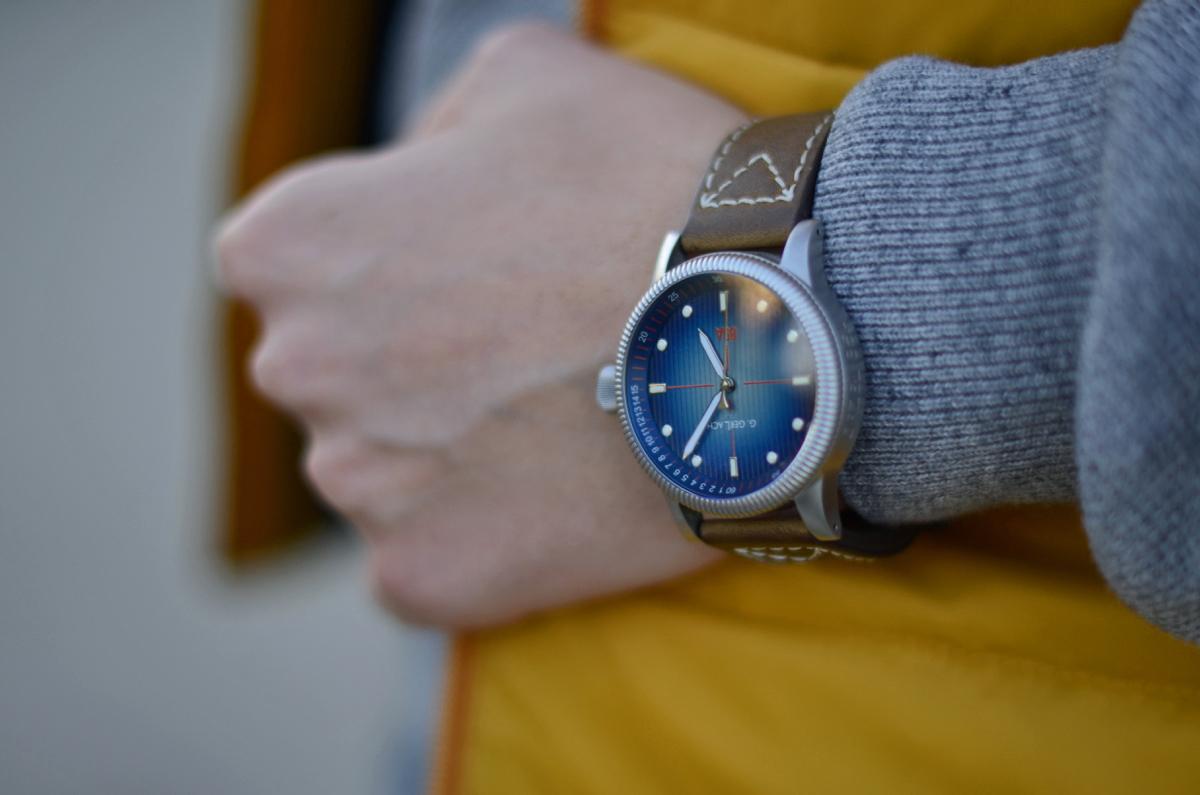 meski zegarek gerlach