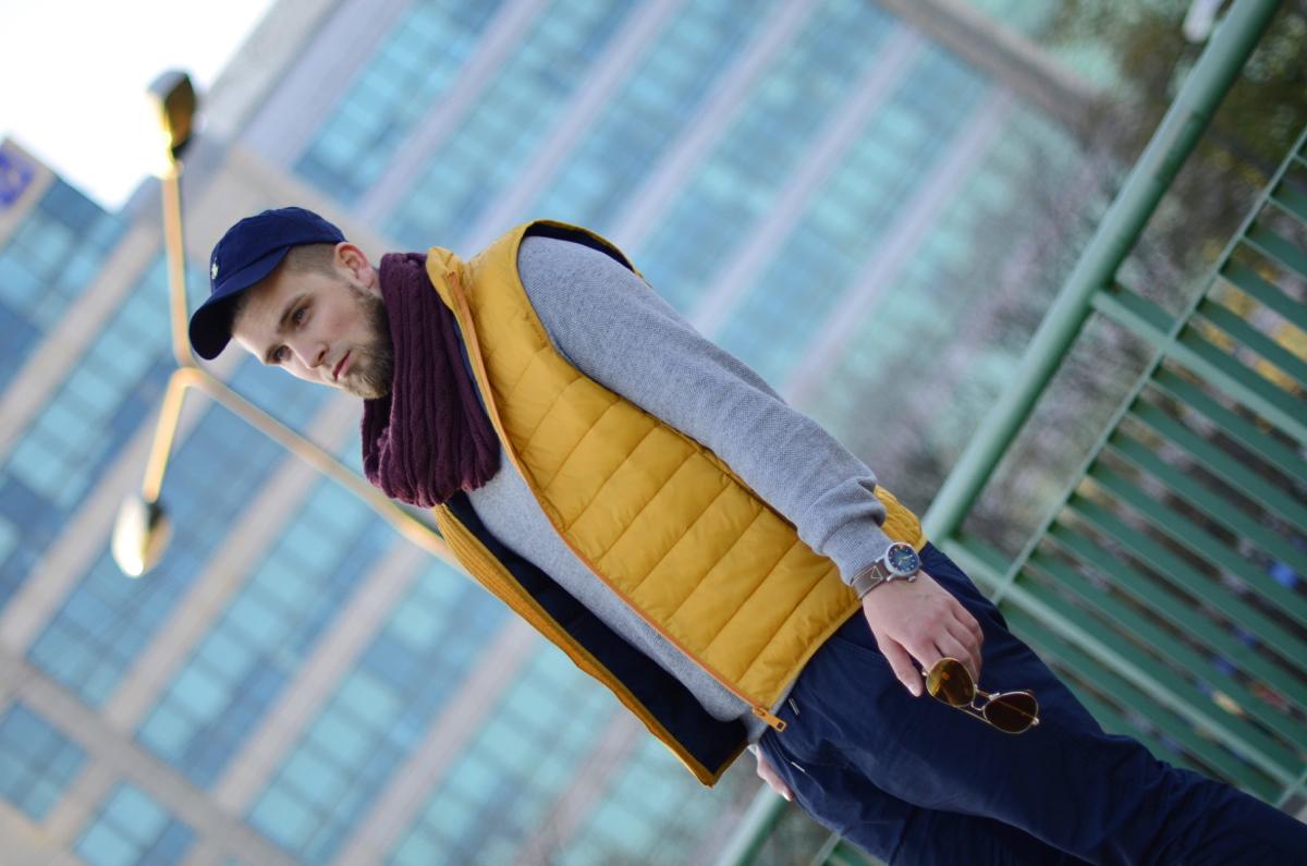 moda meska street style