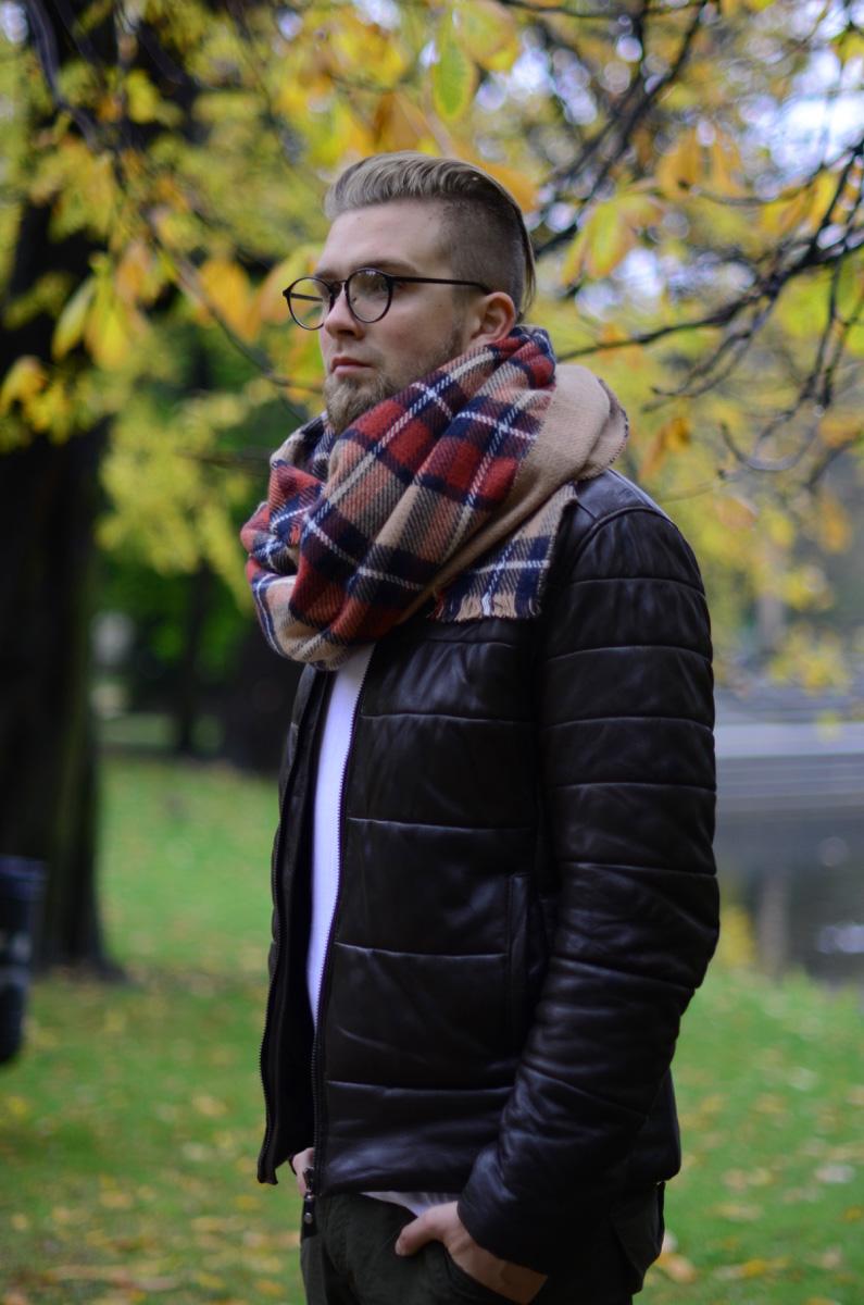 moda meska stylizacje na jesien