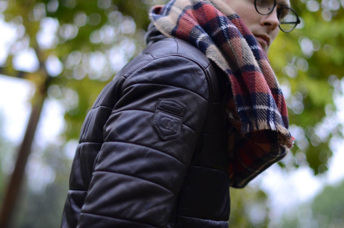 skóra na jesien