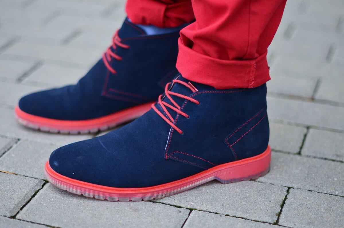meskie buty na jesien