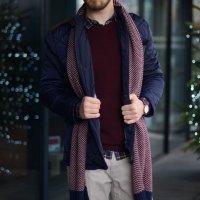 zimowa stylizacja dla faceta