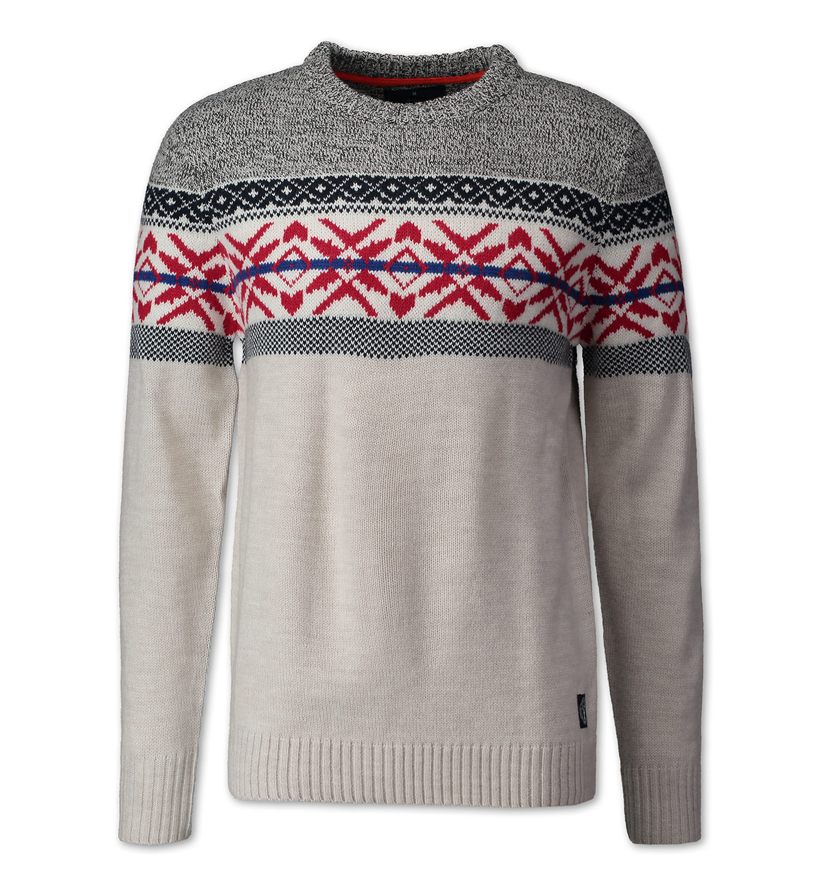 zimowy sweter meski - prezent