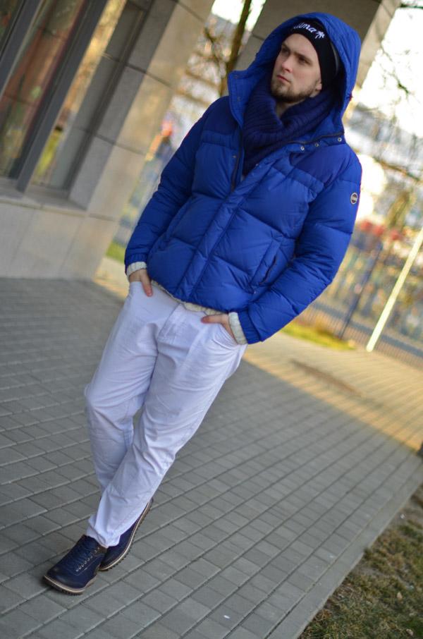 casual meski styl zima