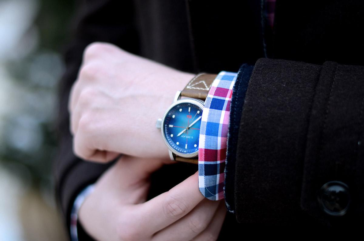 meski zegarek kolekconerski