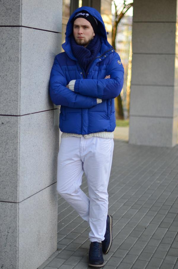 moda meska zima facet