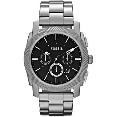 fossil srebrny555