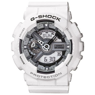 g-shock bialy55