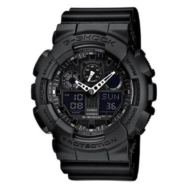 g-shock czarny555