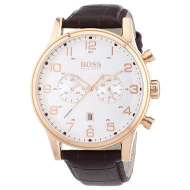 hugo boss brazowy555