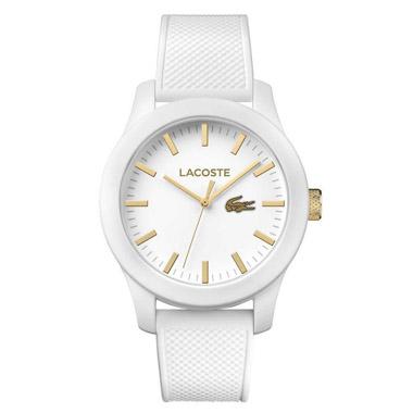 lacoste bialy zegarek5555