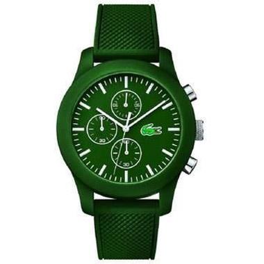 lacoste zielony zegarek 555
