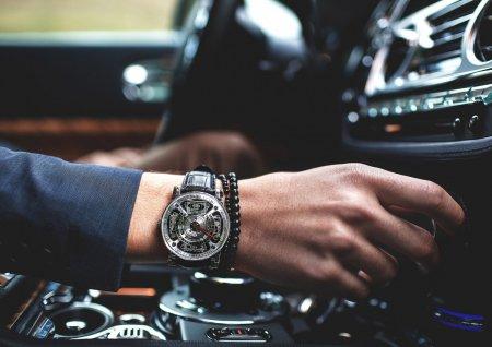 Przegląd zegarków