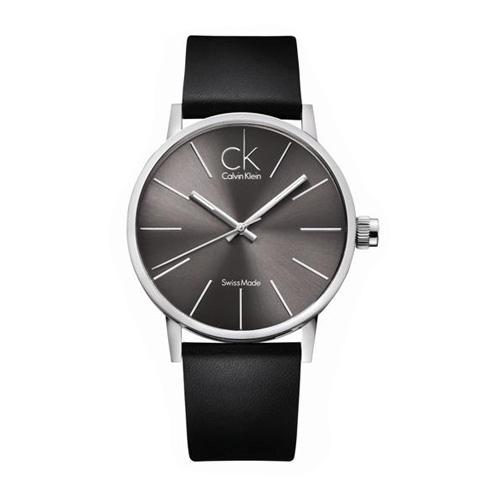 calvin klein zegarek meski czarny