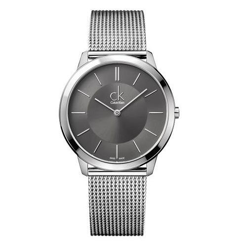 calvinklein srebrny meski zegarek