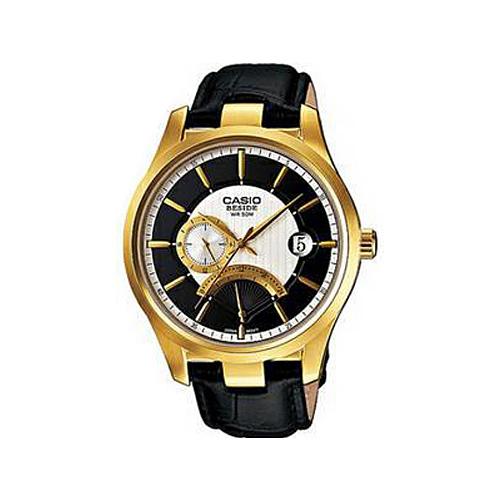 casio zegarek meski czarny