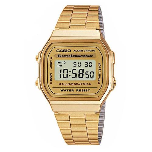 casio zegarek meski zloty