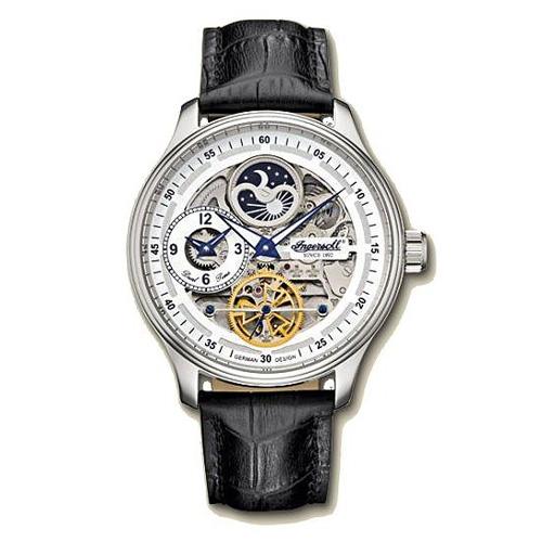ingersoll zegarek męski czarny