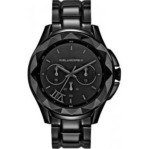 karl lagerfeld zegarek meski czarny