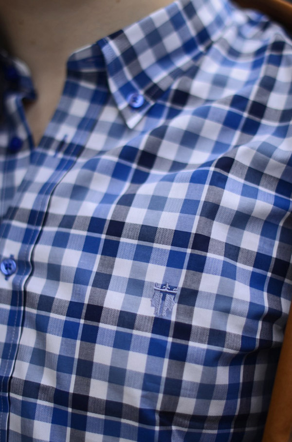 meska koszula w krate sheirt