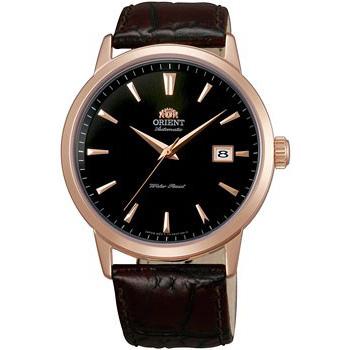 orient meski zegarek czarny