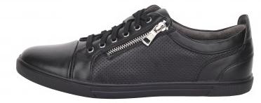 sneakersy skora