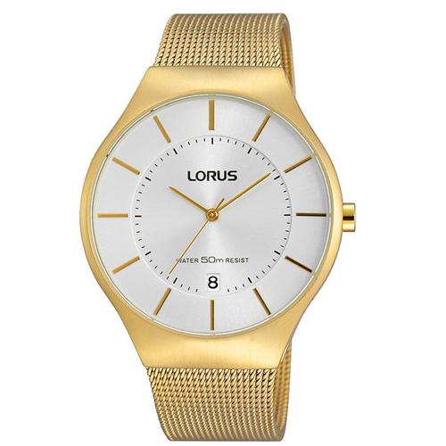 zegarek lorus zloty meski