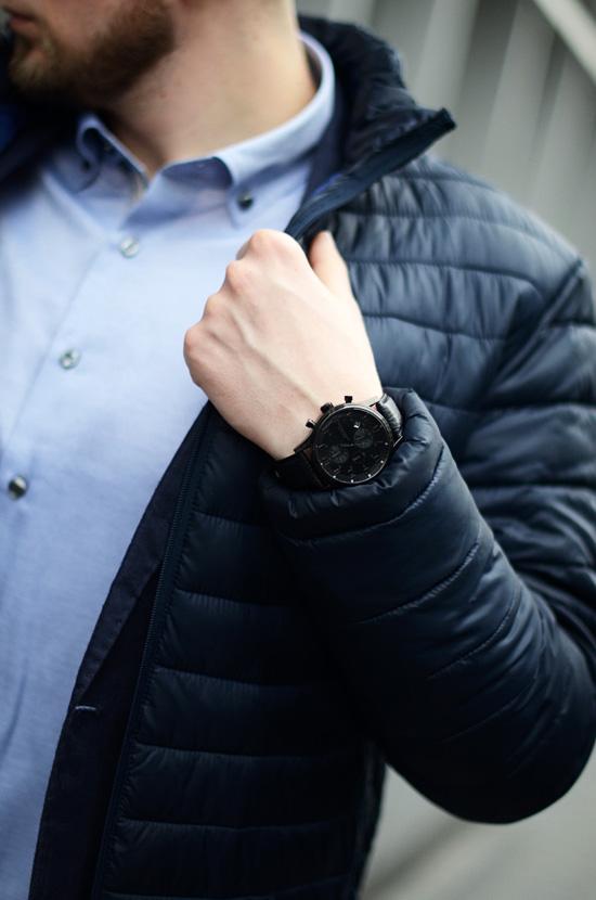 meski zegarek hugo boss